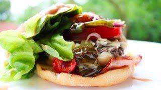 Recettes de cuisine : Chocmiel Anakin Juicy Burger 🍔 en vidéo