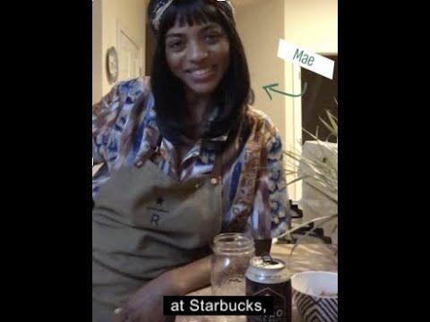 Starbucks At Home: Nitro Cold Brew Float