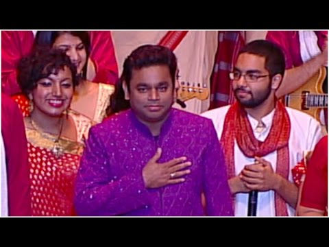 A. R. Rahman With The Berklee Indian Ensemble - Complete Concert