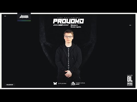 """Become Legends sign 17-year-old Théo """"pr0vokd"""" Guillemenot"""