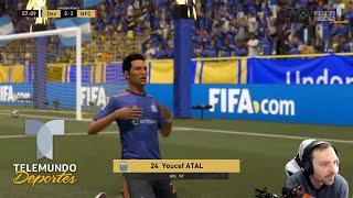 LIVE eSports | FIFA 21 | ¡TOTS +90 Deluxe y TOTS +88! | Telemundo Deportes