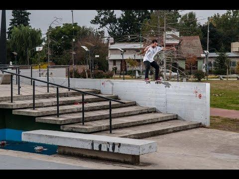 Seba Franco: Video Part del 'SLP Skateboarding Video'