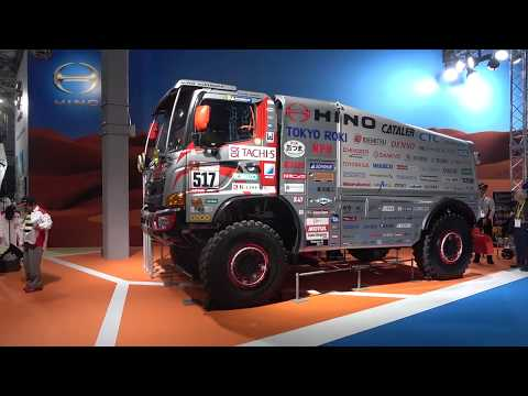 HINO racing truck JAPAN - Tokyo Motor Show 2019
