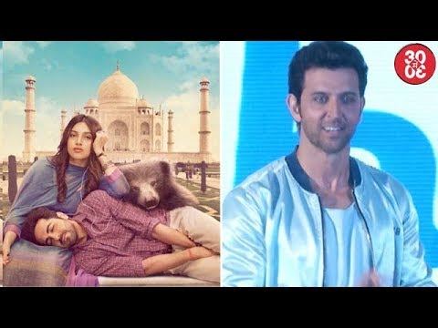 'Shubh Mangal Saavdhan's First Look Released | Hrithik To Play A Kabbadi Player In Rakeysh's Next
