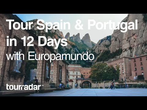 Tour Spain and Portugal in 12 Days with Europamundo