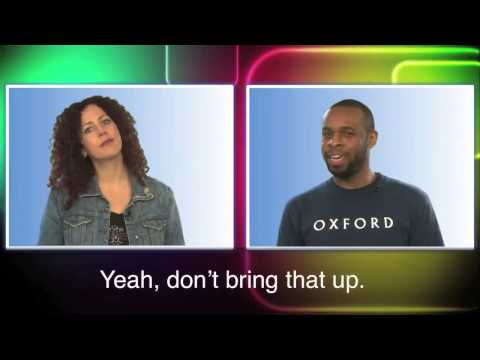 English in a Minute: Elephant in the Room