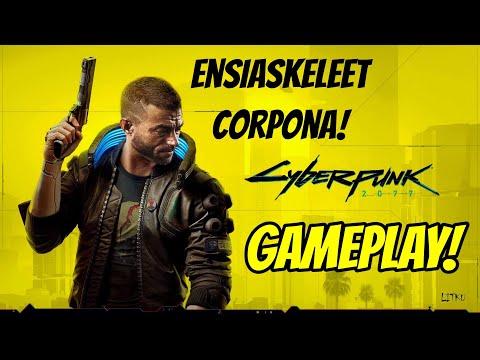 CYBERPUNK 2077 GAMEPLAY - MIKA NYYSSÖLÄ