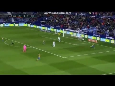 VIDEO: Watch Emmanuel Boateng's winning goal for Levante in Spanish La Liga