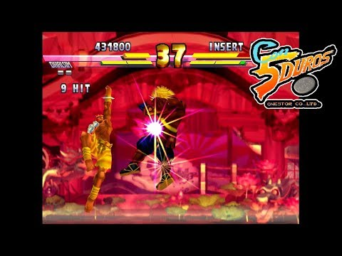"[BIS] STREET FIGHTER EX 2 PLUS (DHALSIM) - ""CON 5 DUROS"" Episodio 86 (1cc) (CTR)"