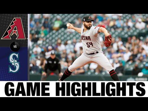 D-Backs vs. Mariners Game Highlights (9/11/21) | MLB Highlights