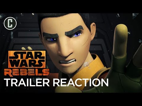 connectYoutube - Star Wars Rebels Series Finale Trailer Reaction & Review