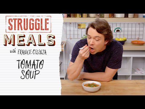 """An Easy, Flavorful Soup...For Less Than $2""""!   Struggle Meals"""