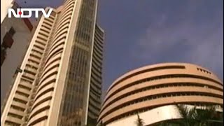 Sensex Ends Flat After Hitting 53,000 For The First Time - NDTV