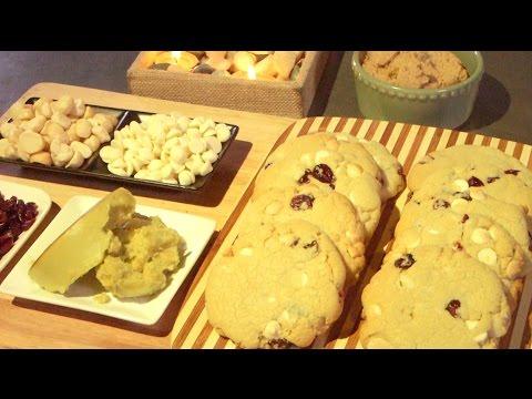 How to Make Marijuana White Chocolate Macadamia Cookies (Cannabis Coconut Oil): Cannabasics #27