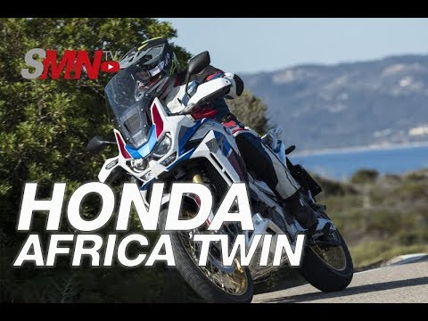 Prueba Honda CRF1100L Africa Twin / Adventure Sports 2020 [FULLHD]