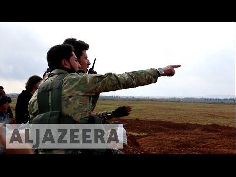 Syrian rebels meet fierce ISIL resistance in al-Bab