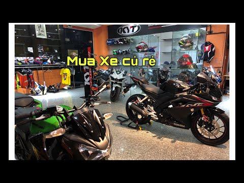 Thủ tục mua xe moto cũ đơn giản – MinhBiker gặp khách tào lao