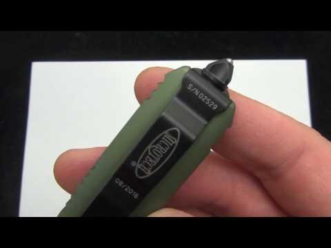 OD Green Microtech UTX-85