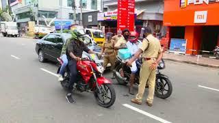 "07 Jul, 2020 - India's Kerala state enforces ""triple lockdown"" in capital city as cases surge - ANIINDIAFILE"