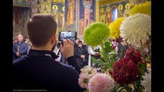 Sfanta Liturghie la hramul Sf. Cuv. Paisie de la Neamt, 2017