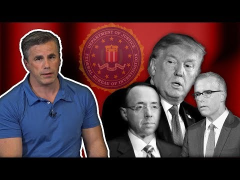 Tom Fitton: NEW Lawsuit over Fired FBI Deputy Director McCabe's Book