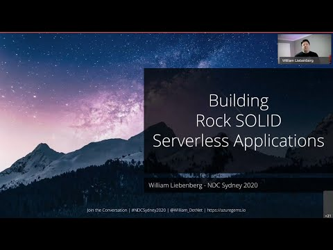 Building Rock SOLID Serverless Applications - William Liebenberg