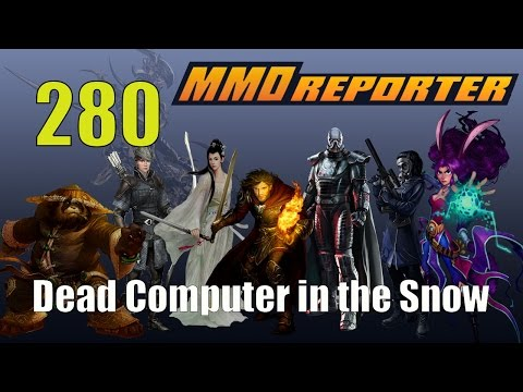 MMO Reporter 280 - Dead Computer in the Snow