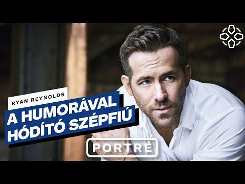 A humorával hódító szépfiú: A Ryan Reynolds-portré