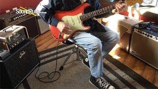 Fender CS Michael Landau '63 Strat Relic #R92292-Used - Quick 'n' Dirty