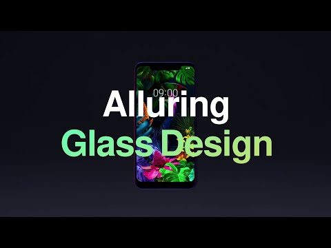 LG G8S ThinQ Feature Video : Alluring Glass Design & OLED