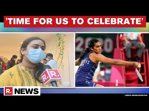 PV Sindhu's Sister Speaks To Republic TV On Her Win At Tokyo Olympics, Training Process