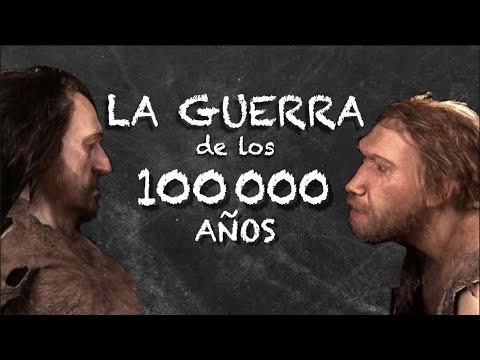 Homo Sapiens Vs. Neandertales