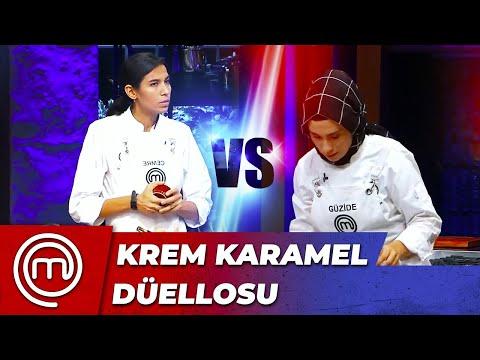 Güzide VS. Cemre - BÜYÜK DÜELLO | MasterChef Türkiye