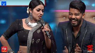 Poorna Imitates Sudigali Sudheer - Dhee Champions (#Dhee12) - 21st October 2020 - Sudigali Sudheer - MALLEMALATV