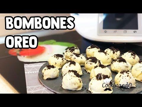 BOMBONES OREO THERMOMIX