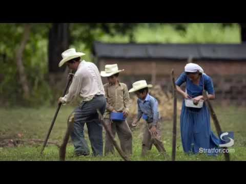 Central America's Drought Could Stimulate Emigration