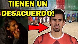 Pato y Zudikey tienen problemas! - Exatlón México
