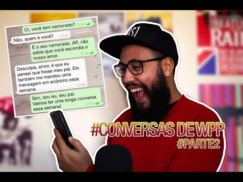 O CORRETOR QUE DEU ERRADO    Conversas de WhatsApp parte 2 ‹Robson Santos›