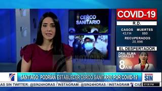 #SINFindeSemana: Piden toque de queda por aumento de COVID-19