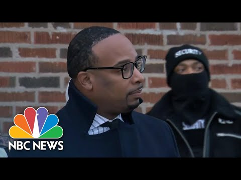 Jacob Blake Family Attorney Responds To Announcement Of No Charges In Shooting | NBC News NOW