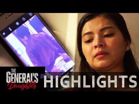 The General's Daughter: Rhian sneaks into Jessie's room searching for evidence | EP 17