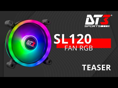 Teaser - DT3Sports - Fan SL120