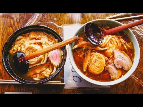 Trying Traditional Japanese Food | Tofu Dishes in Nikko, Japan!