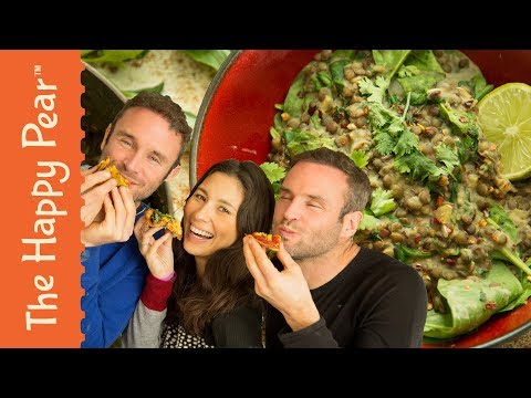 Coconut Lentil Hotpot | with Jasmine Hemsley