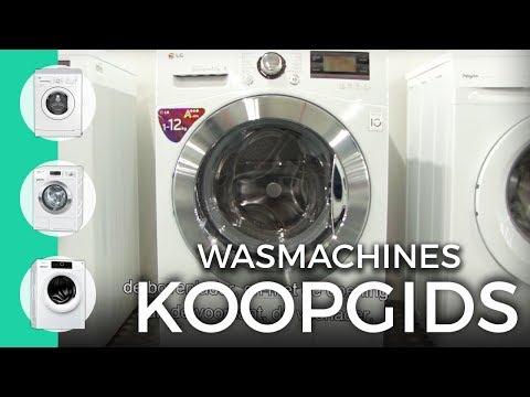 Koopgids Wasmachines » BesteProduct