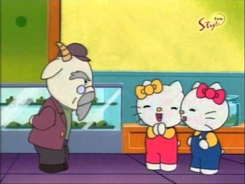 Hello Kitty - odcinek 13 A bajki - Ospałe zegary PL