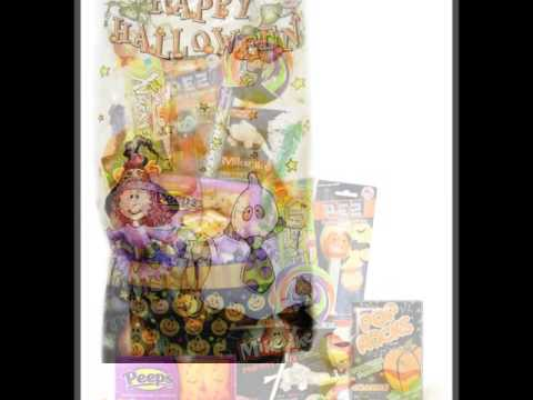 Candy Crate's Halloween Candy Gift Baskets