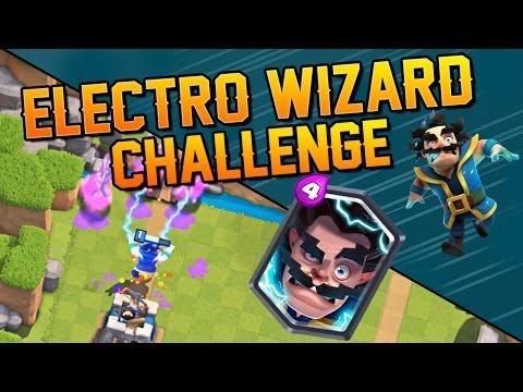clash royale eight 12 wins electro wiz challenge best electro