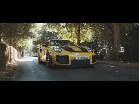 70 Years of Porsche and 25 years of the Festival of Speed - a perfect fit