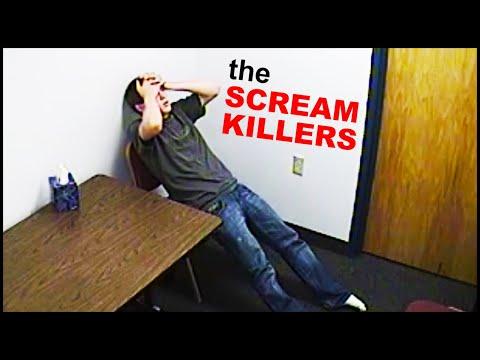 The Disturbing Case of the Scream Killers
